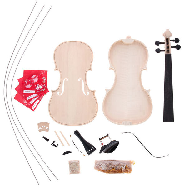 Karl Höfner Advanced Violin Kit 4/4