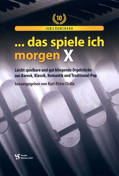 Strube Verlag Das Spiele Ich Morgen 10