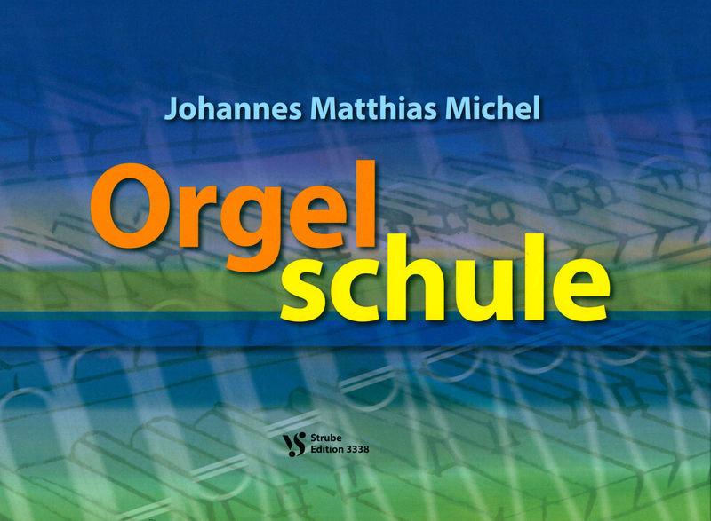 Strube Verlag Orgelschule