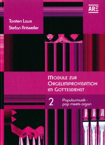 Are Musikverlag Module Orgelimprovisation 2