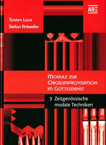 Are Musikverlag Module Orgelimprovisation 3