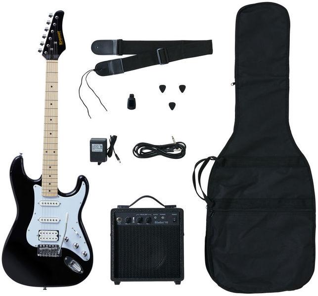Kramer Guitars Focus Electric Player Pack BK