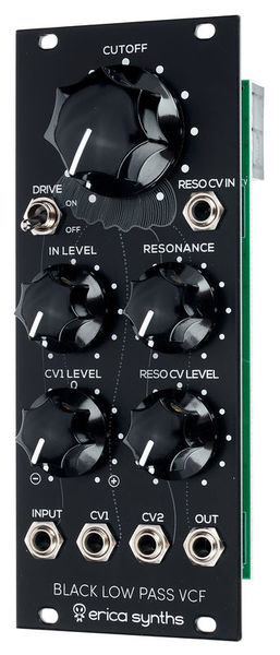 Erica Synths Black Low-Pass Filter