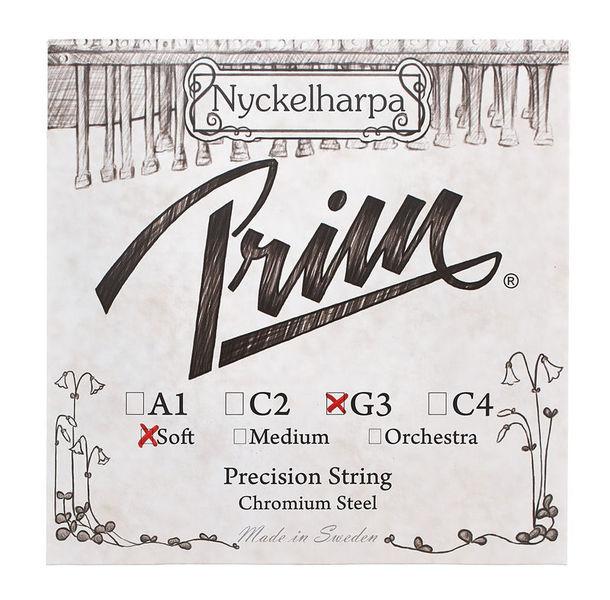 Prim Nyckelharpa String G3 Soft