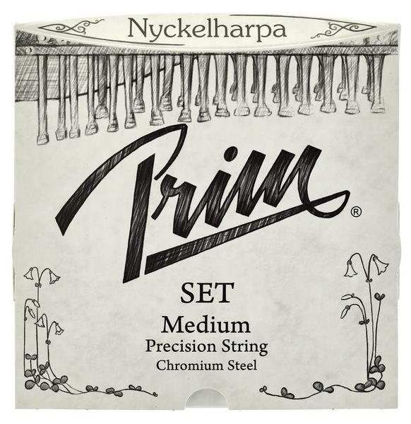 Prim Nyckelharpa Strings Set Medium