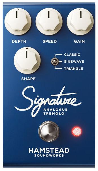 Signature MKII Tremolo Hamstead Soundworks