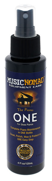 MusicNomad The Piano One