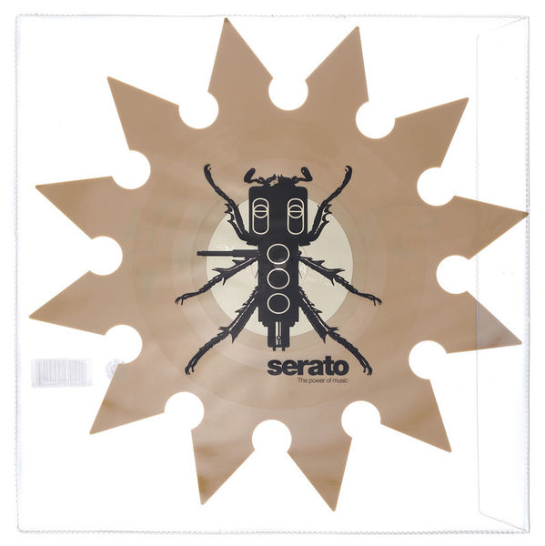 "Serato 12"" Thud Rumble Vinyl Ninja"
