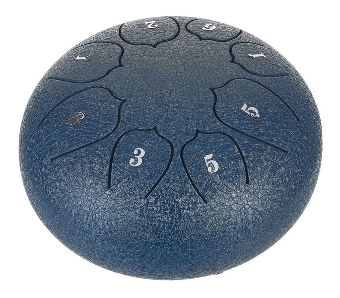 "Thomann Tongue Drum 6"" navy blue"