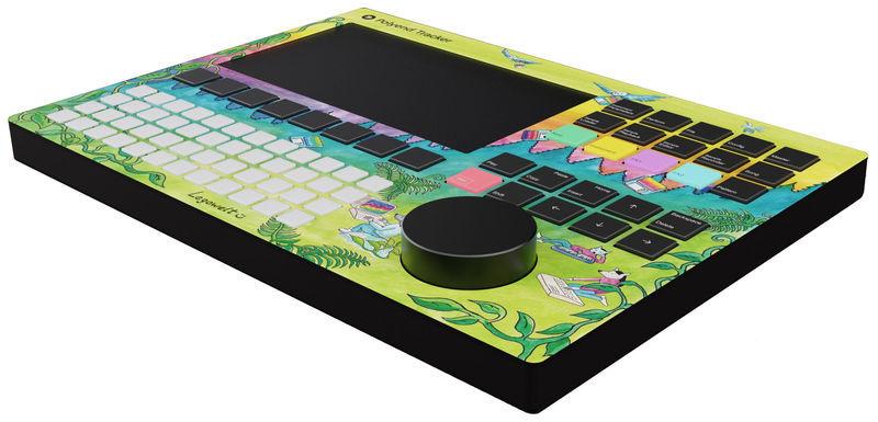 Polyend Tracker AE Legowelt