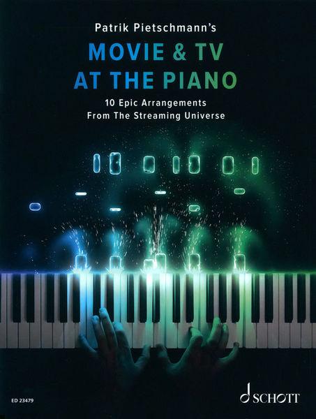 Schott Movie & TV At The Piano