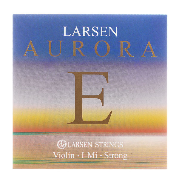 Larsen Aurora Violin E Steel Strong