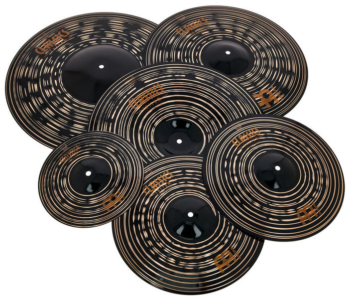 Classic Custom Heavy Dark Set Meinl