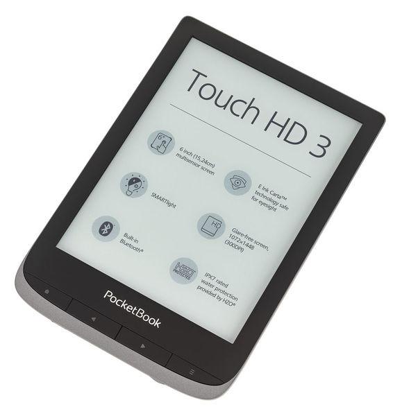 Marschpat Touch HD3