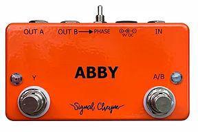 Abby A/B/Y Signal Cheyne