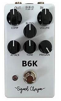 B6K Compressor Signal Cheyne