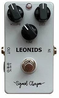 Leonids Fuzz Signal Cheyne