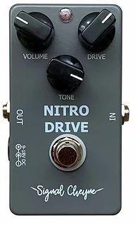 Nitro Drive OD/DST Signal Cheyne