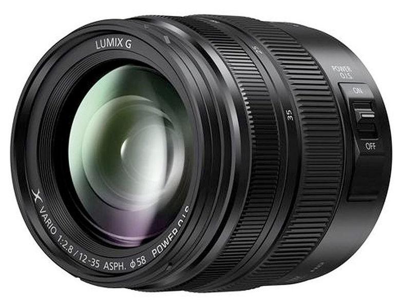 Lumix G X Vario 12-35mm F2.8 Panasonic