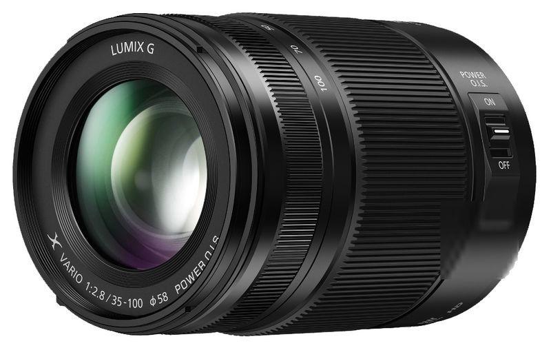 Lumix G X Vario 35-100mm F2.8 Panasonic