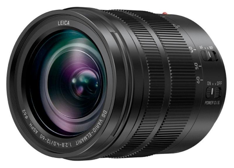 Panasonic Leica DG Vario-Elmarit 12-60mm