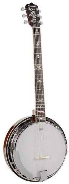 RMB-906 6 String Banjo Richwood