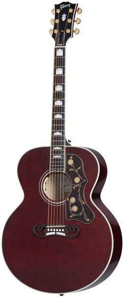 Gibson SJ-200 Standard Wine Red