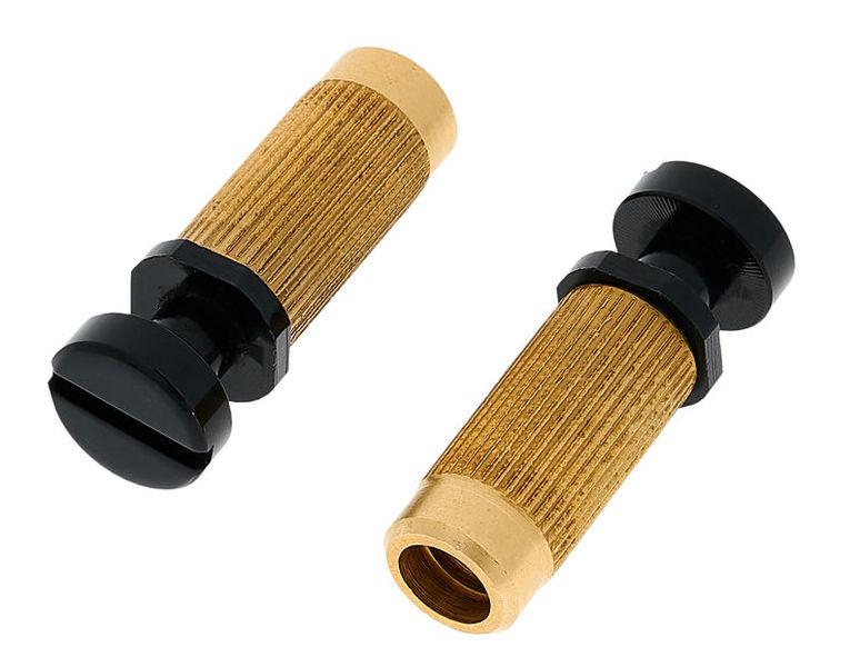 TonePros SM1 B Metric Brass Studs