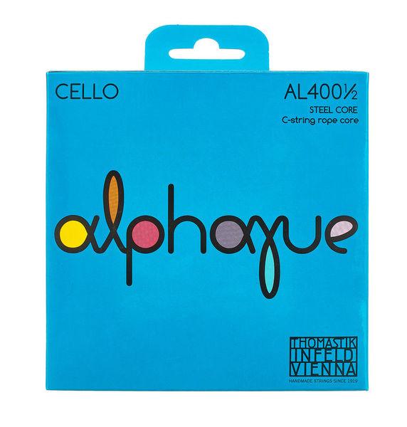 Thomastik AL400 Alphayue Cello 1/2