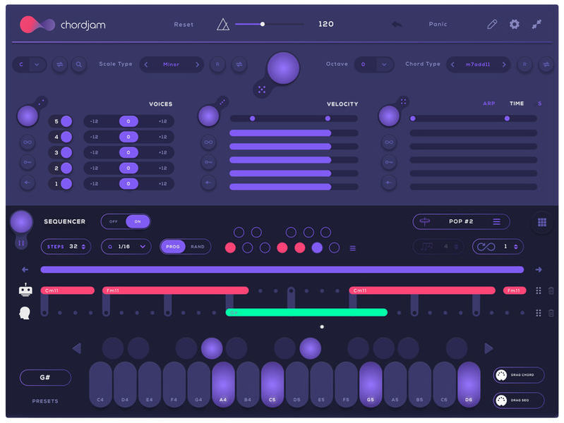 Audiomodern Chordjam