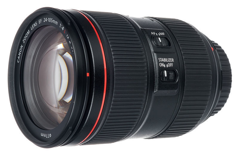 Canon 24-105mm EF f/4L IS II USM
