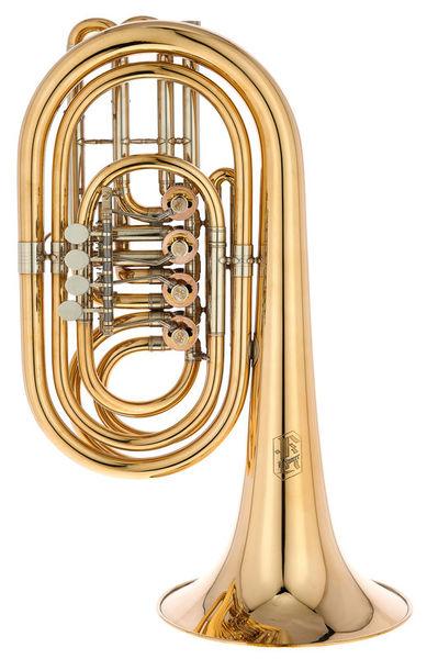 Krinner Bb-Bass Trumpet 4 valve GM raw