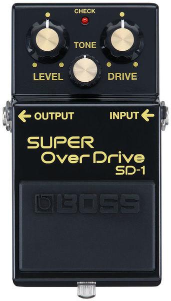 Boss SD-1-4A Overdrive