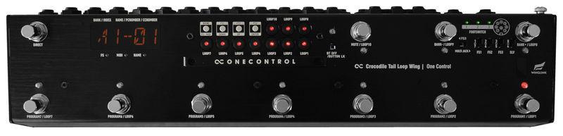 Crocodile Tail Loop Wing OC10W One Control