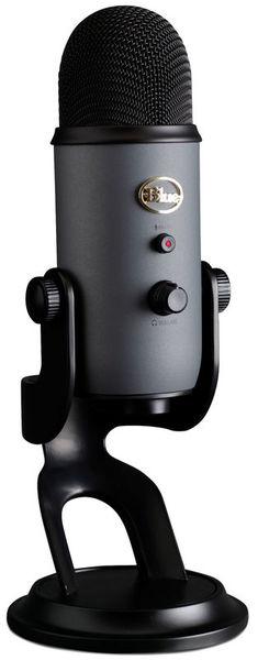 Yeti Slate Blue Microphones