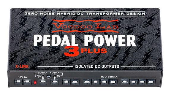 Pedal Power 3 Plus Voodoo Lab