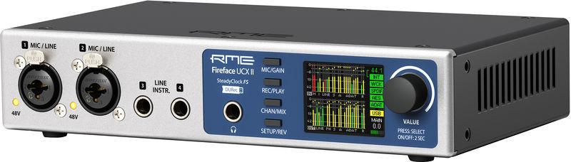 RME Fireface UCX II