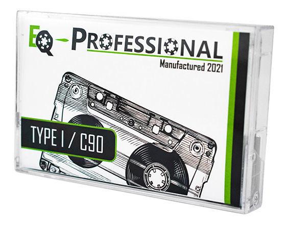 EQ Professional C-90