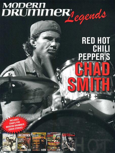 Hal Leonard Modern Drummer Chad Smith