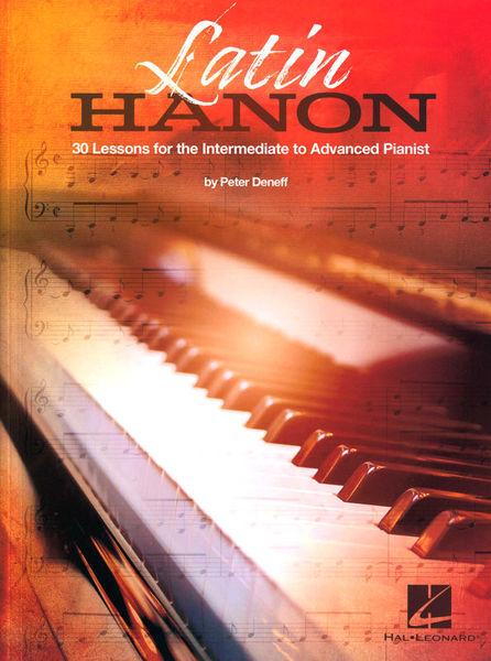 Latin Hanon Hal Leonard