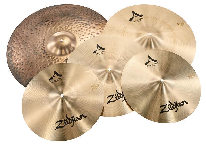 Zildjian A Zildjian Studio Pack