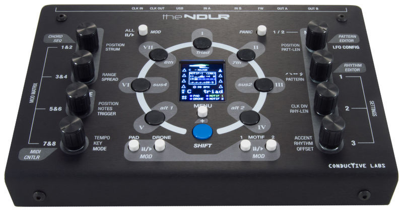 The NDLR Conductive Labs