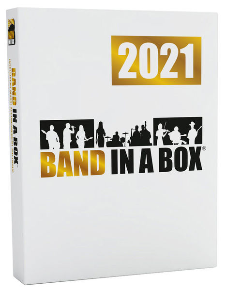 PG Music BiaB 2021 Pro Mac English