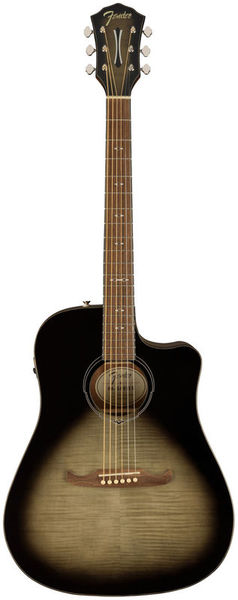 Fender Limited FA-325 CE Midnight LR