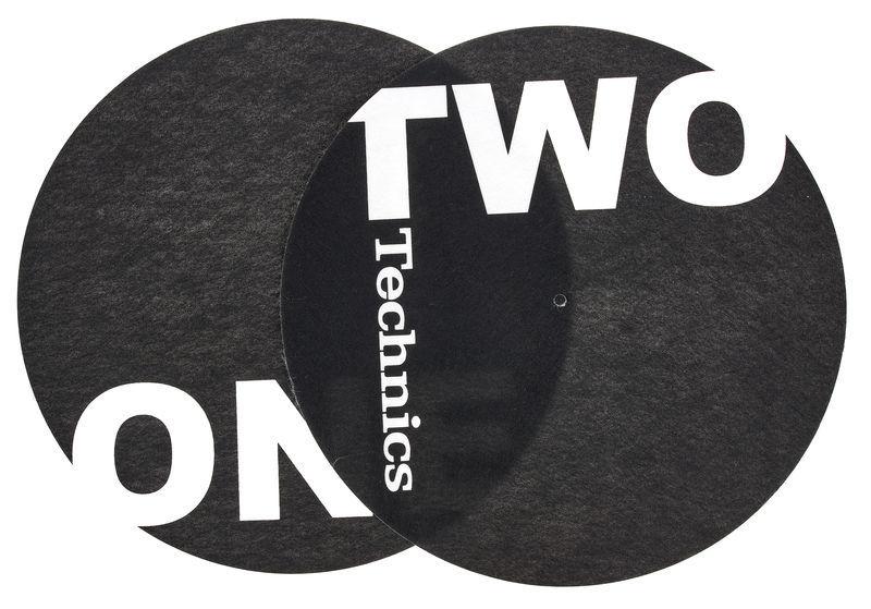 Technics Slipmat One-Two