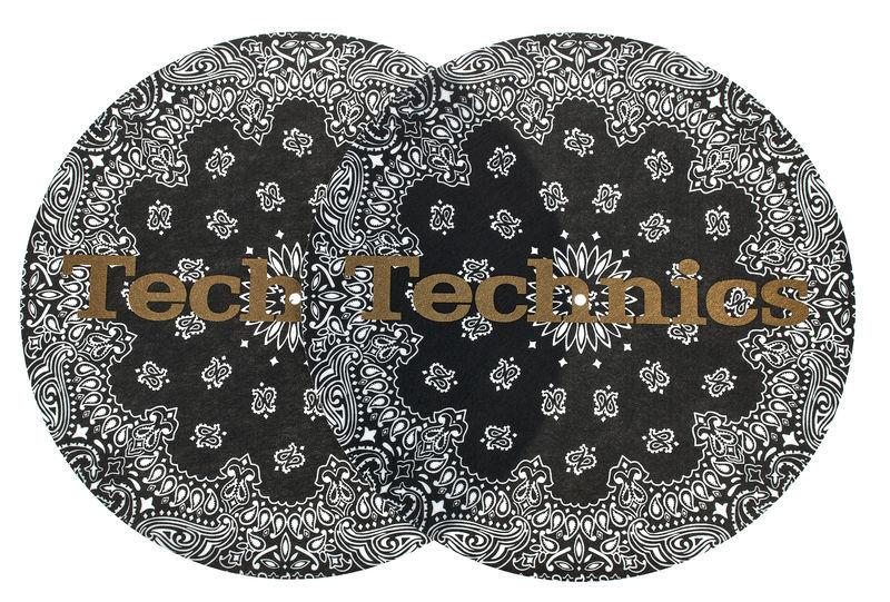 Technics Slipmat Bandana 1
