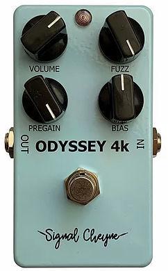 Odyssey 4k Fuzz Signal Cheyne