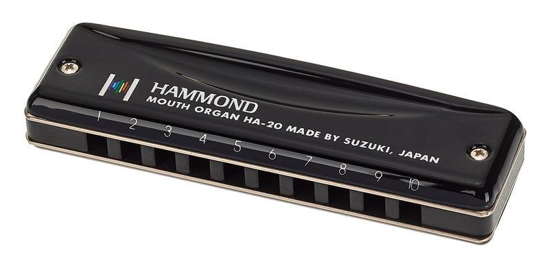 Suzuki HA-20 Hammond D