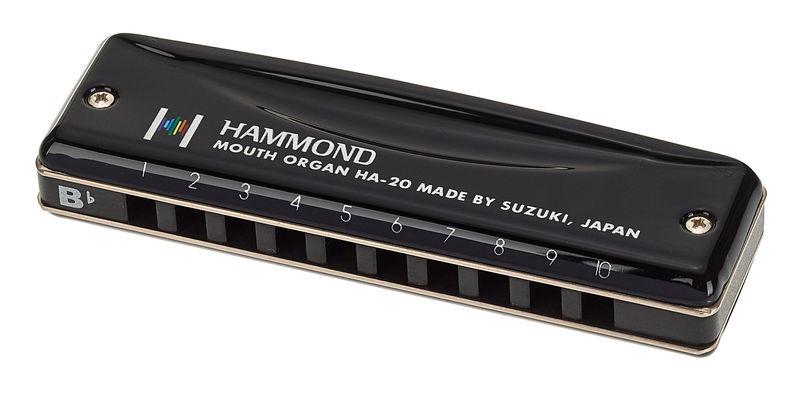 Suzuki HA-20 Hammond Bb