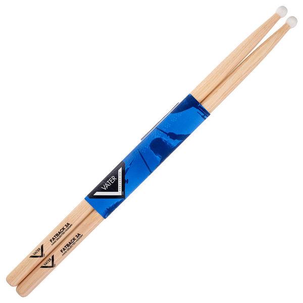 Vater 3AN Drum Sticks Hickory Nylon